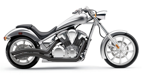 Honda Vtx1300cx Custom Fury Sabre Stateline 2010