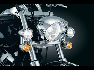 Yamaha V-Star 650 Custom Constellation Lights
