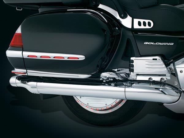 Honda Gl1800 F6b 2001 Present Chrome Rear Wheel Ring Of