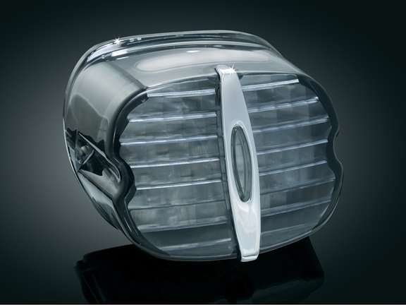 Harley Davidson Bike Covers >> Harley Davidson LED Deluxe Tail Light Conversions by Kuryakyn