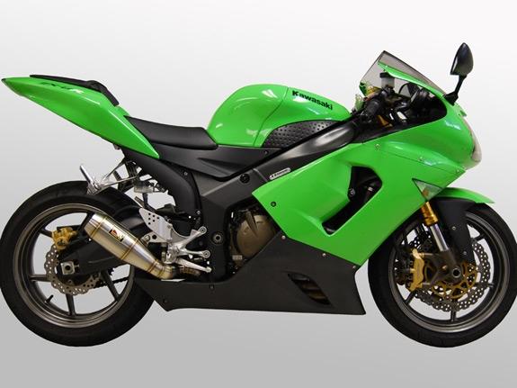 Kawasaki Zxr Competition Werkes Exhaust