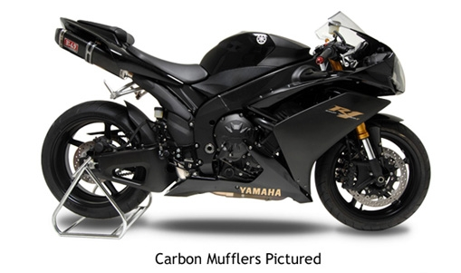 Honda Grom Price >> Yamaha R1 2007-2008 Yoshimura Carbon Fiber w/ Carbon Tip ...
