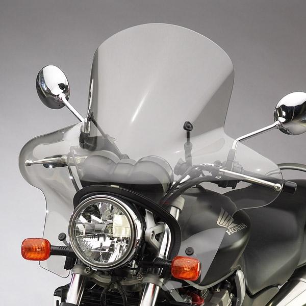 Honda Grom Price >> Honda CB900F / 919 / Hornet 900 2002-2007 Light Tint Plexifairing GT by National Cycle