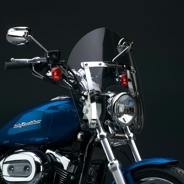 Harley Davidson XL883L Sportster Low 2005-2010 Windshield ...