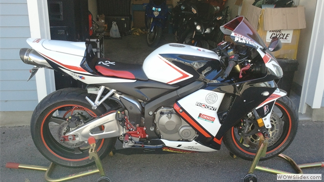 Honda CBR Fairings by NiceCycle