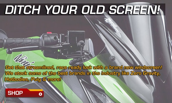 Ditch Your Old Screen!