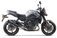 Yamaha FZ8 Black Series Exhaust