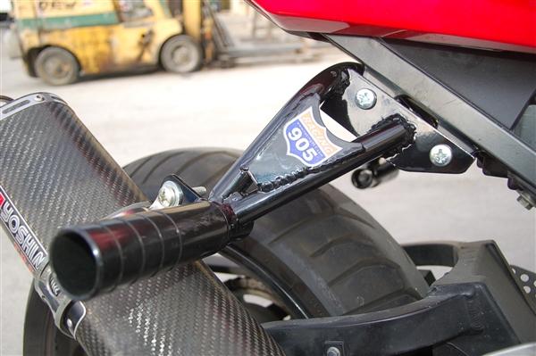 Yamaha YZF R1 2002-2003 Stunt Pegs by Racing 905