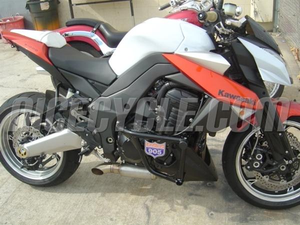 Kawasaki Z1000 2010-Present Stunt Engine Cage by Racing 905