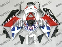 Ducati 1198 1098 848 Evo Nicky Hayden Star Style Fairings