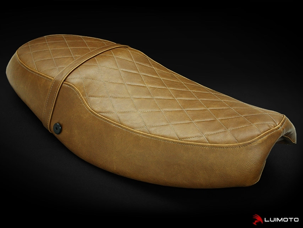 Honda Grom Price >> Triumph Thruxton '04-'15 Motorcycle Seat Cover Vintage Brown