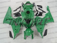 Honda CBR 1000RR Deep Green Fairings