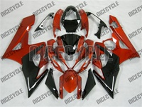 Suzuki GSX-R 1000 Burnt Orange/Black Fairings
