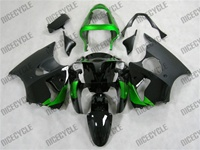 Kawasaki ZX6R Green with Matte Fairings