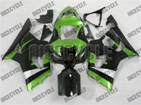 Suzuki GSX-R 1000 Metallic Green/BlackFairings
