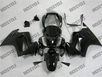 Honda VFR 800 Gloss Black Fairings