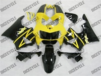 Honda CBR 900RR Black/Yellow Fairings