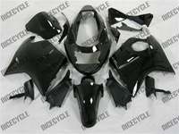 Gloss Black Honda CBR1100XX Blackbird Fairings