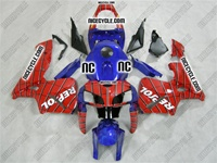 Honda CBR 600RR Repsol Spiderman Fairings