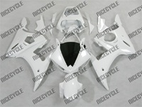 Yamaha YZF-R6 Pearl White Fairings