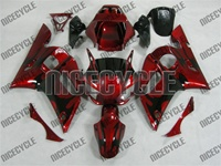 Yamaha YZF-R6 Metallic Tribal Fairings