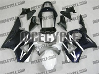 Honda CBR 954RR Black/White Fairings