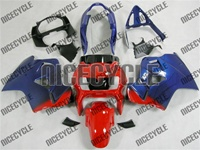 Honda VFR 800 Blue/Red Fairings