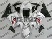 Kawasaki ZX10R Gloss White/Black Fairings
