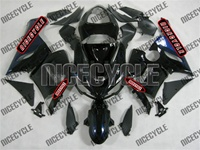 Kawasaki ZX6R Blue Fire Fairings