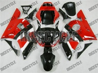 Yamaha YZF-R6 OEM Red/White Fairings