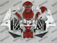 Honda CBR 600RR Whtie/Black/Red OEM Style Fairings