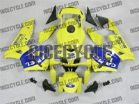 Honda CBR 600RR Camel Joe Fairings