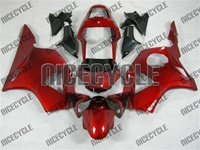 Honda CBR 954RR Candy Red Fairings