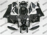 Gloss Black Honda CBR 600RR Fairings