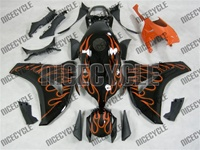 Honda CBR 1000RR Orange Fire Fairings