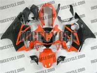 Orange OEM Style Honda CBR 600 F4i Fairings