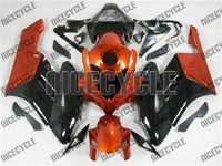 Honda CBR 1000RR Metallic Orange/Black Fairings
