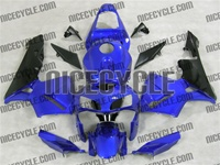 Honda CBR 600RR Plasma Blue Fairings