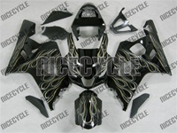 Dual Fire Suzuki GSX-R 600 750 Fairings
