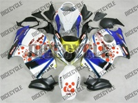 Dark Dog Suzuki GSX-R 1300 Hayabusa Fairings