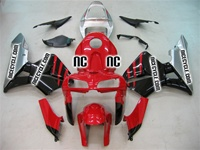 Honda CBR 600RR Red/Black OEM Style Fairings