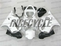 Honda CBR 600 F4i Gloss White Fairings