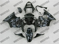 Ghost Tribal Kawasaki ZX6R Fairings