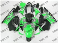 Kawasaki ZX12R Green/Black Monster-ous Fairings