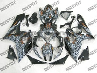 Suzuki GSX-R 1000 Speed Demon Airbrush Fairings
