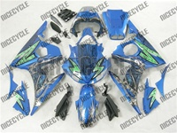 Custom Airbrushed Yamaha YZF-R6 Fairings