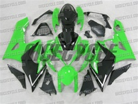 Suzuki GSX-R 1000 Neon Green Fairings
