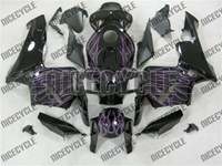Honda CBR 600RR Dual Flame Fire Fairings