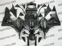 Honda CBR 600RR Satin Black Fairings