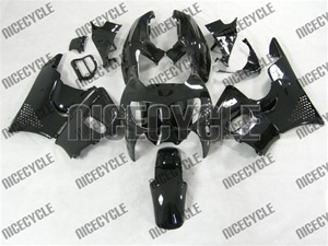 Gloss Black Honda CBR 900RR Fairings